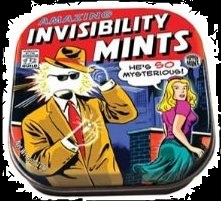 Halloween Candy For Sale Invisiblity Mints
