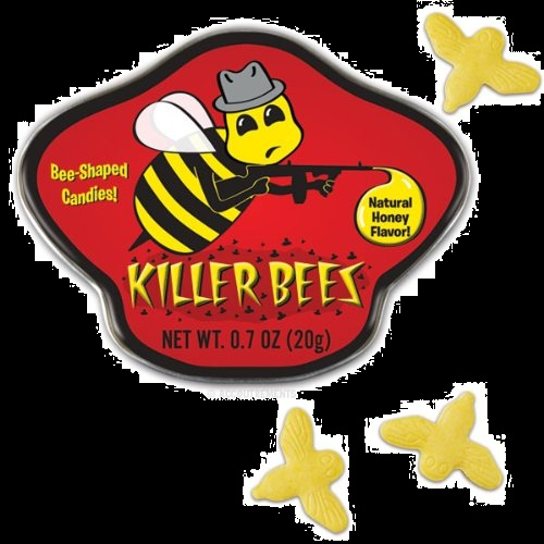 Halloween Candy For Sale Killer Bees Honey Candy